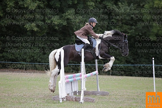 23 Aug 2020 - Showjumping