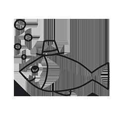 Djuphavsfiske från soffan