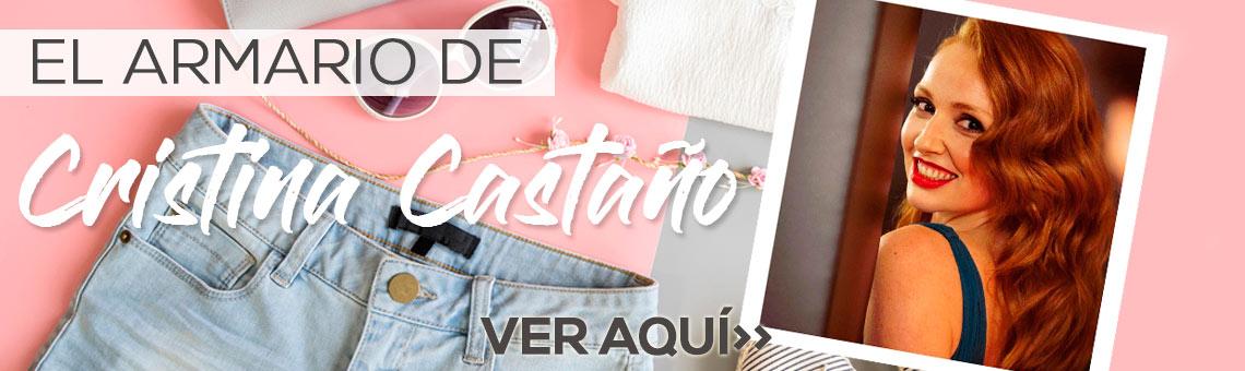 El armario de Cristina Castaño