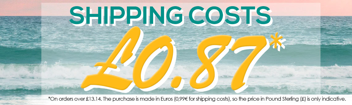 Shipping costs £0.87*