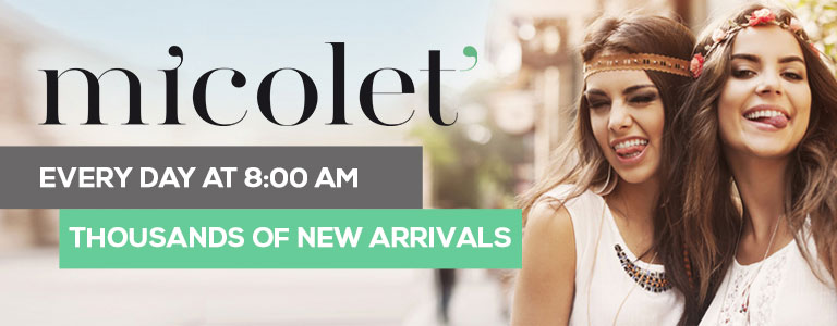 Every dat at 8:00AM thousands of new arrivals