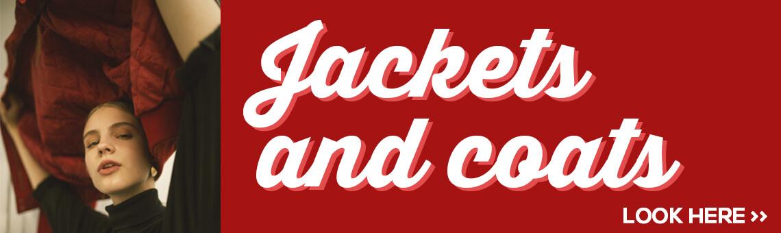 Coats and jackets women online