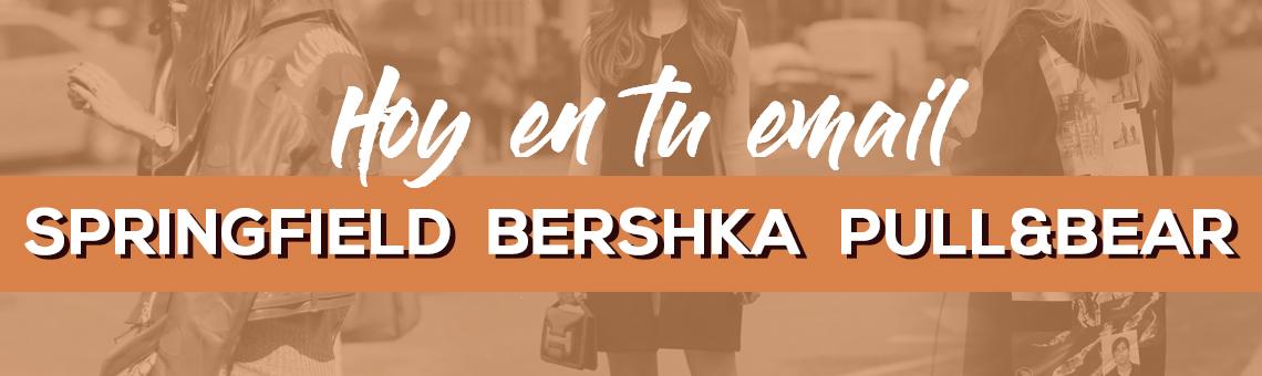 Bershka, Pull&Bear y Springfield online