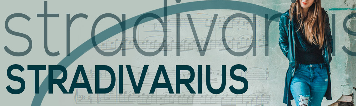 Ropa Stradivarius online