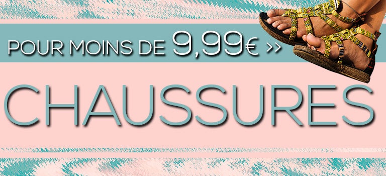 Chaussures 9,99