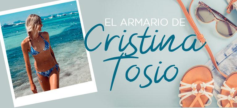 El armario de Cristina Tosio