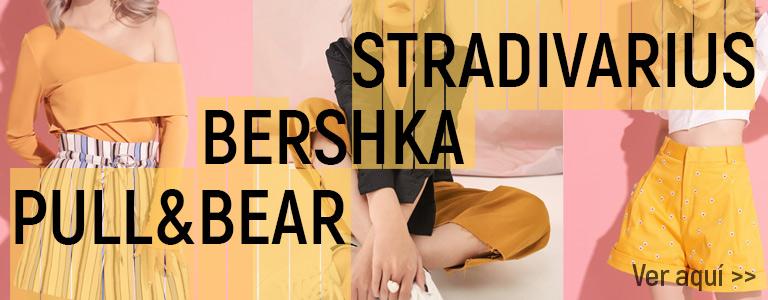 Stradivarius, Berhska y Pull&Bear