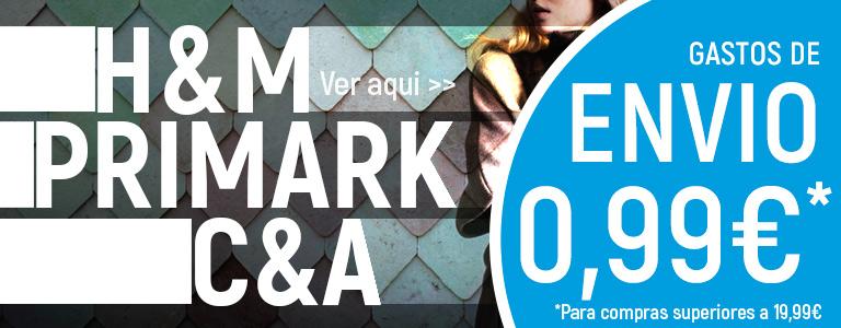 Primark, c&a, H&M