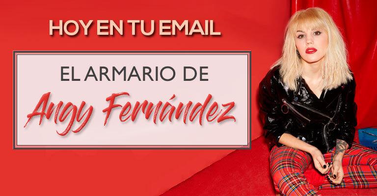 El armario de Angy Fernández