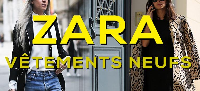 Vêtements pour femme Zara sur ligne