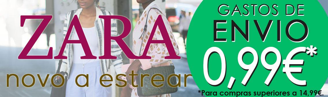 Zara novo + Gastos envio 0,99€