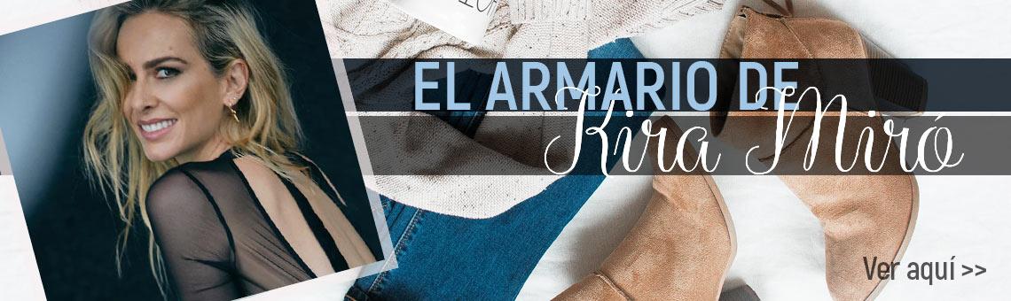 El armario de Kira Miró a la venta online