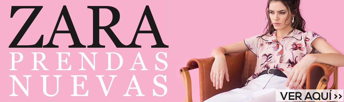 Zara nuevo online + Gastos de envío a 0,99€