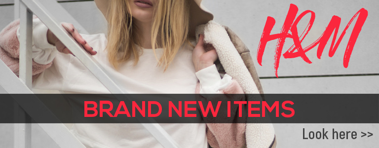 H&M new items