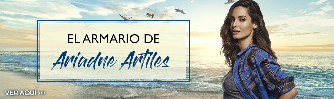 El armario de Ariadne Artiles
