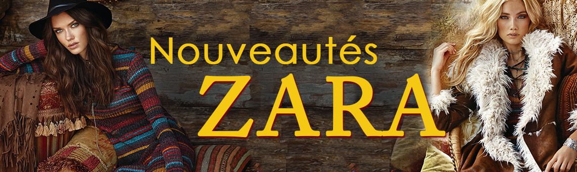 Spécial ZARA: Votre marque préférée à prix outlet