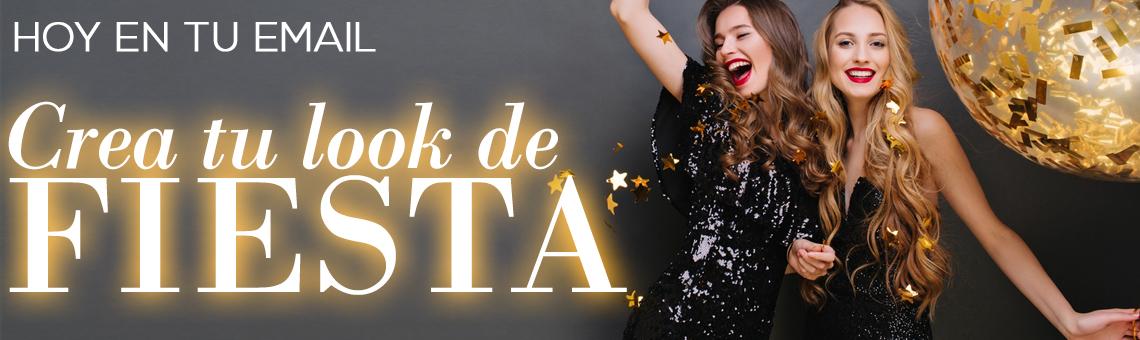 Sábado 16/12: Look de fiesta