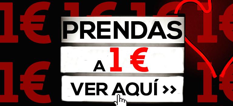 Prendas a 1€