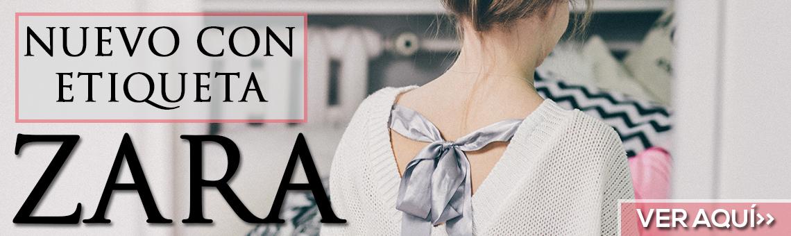 Zara: prendas nuevas y otras novedades con DTOS.