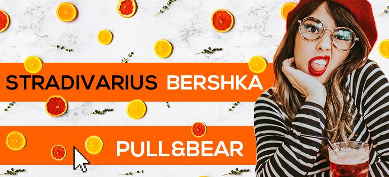 Stradivarius, Berhska, Pull&Bear