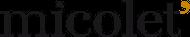 Micolet logo gold