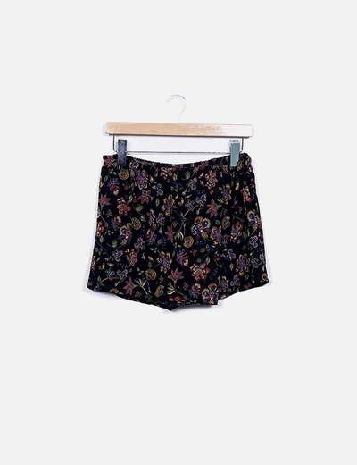 Shorts estampado Lefties