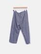 Pantalón pirata azul jaspeado Suiteblanco