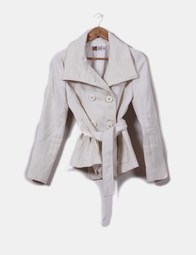 Manteau blanc Green Coast