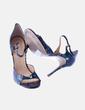 Zapatos charol glitter Camila Elphick