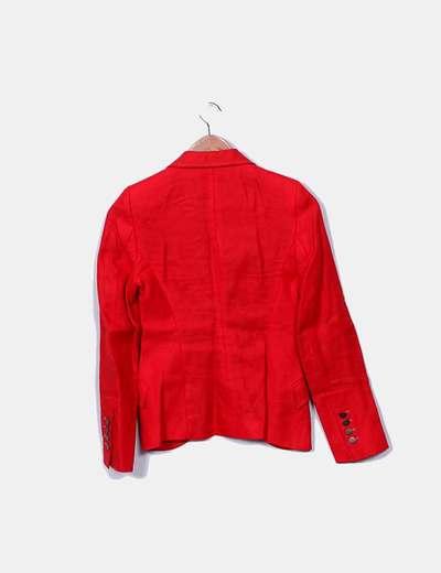 The 81 Micolet Botones Roja Blazer descuento Extreme Collection ZqxwpTZ