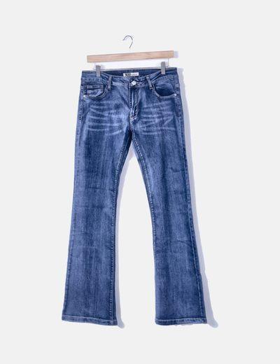 Calças retas MAS fashion