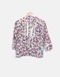 Camisa manga francesa estampada Precchio Colors Concept
