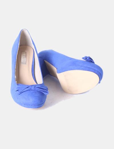 benini chaussures bleu klein en daim r duction 93 micolet. Black Bedroom Furniture Sets. Home Design Ideas