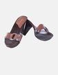 Zuecos sandalia marrón SOM.MITS