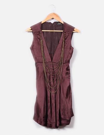 Vestido mini Ra-Re