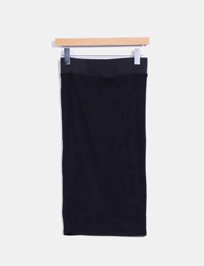 Maxi falda negra