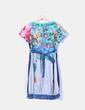 Vestido estampada multicolor Desigual