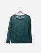 Jersey de punto verde Hoss Intropia