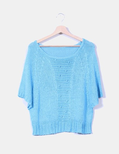 Jersey oversize azul NoName