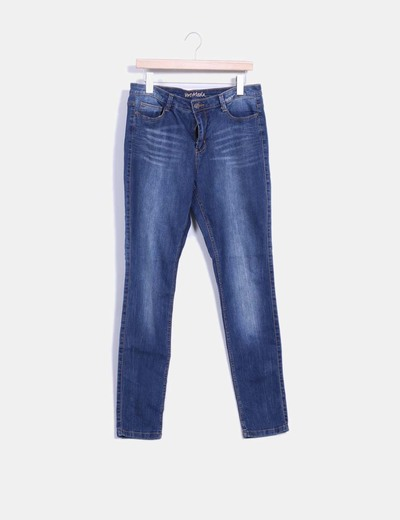 Jeans couleur foncée Vero Moda