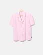 Blusa rosa con hombreras L'antoni