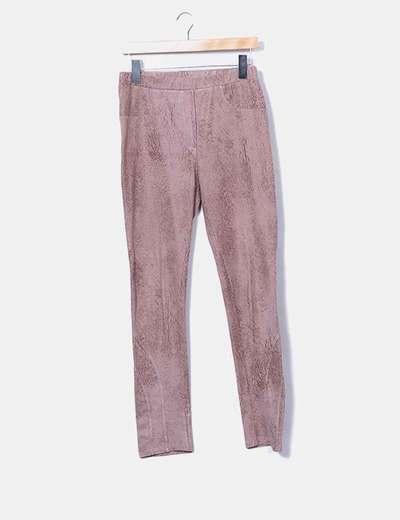 Marbled brown leggings QUINZE HEURES TRENTE