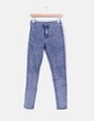 Jeggings denim azul medio Pull&Bear