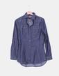 Camisa denim azul oscuro Collier Bristow