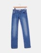 Jeans denim recto Bershka