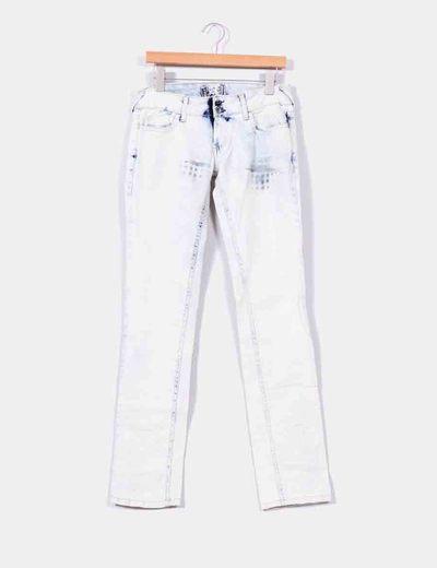 Zara Jeans lumière avec la jambe droite taches sombres (réduction 88%) -  Micolet 5f57c48d9411