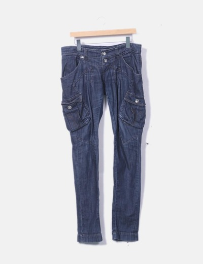 Da Pantaloni Donna Miss Sixty Jeans kwPXZuTOi