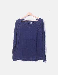 92f2f017ec6 Camiseta azul combinada Tommy Hilfiger