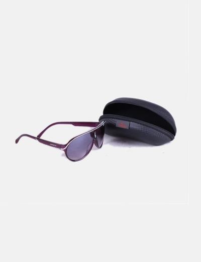 6ea15ff03ced35 ... Carrera   Lunettes de soleil violettes monture des. Gafa de sol montura  morada. Gafa de sol montura morada