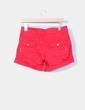 Shorts denim rojo Cantarana